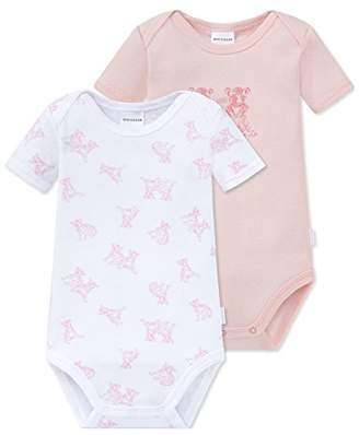 Schiesser 2pack Baby Bodies 1/2 Clothing Set Pack of 2