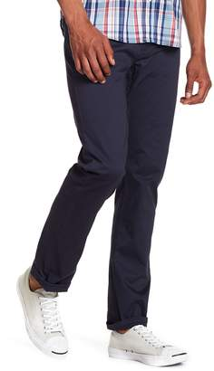Tailor Vintage Comfort Stretch 5-Pocket Straight Leg Pants