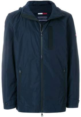 Tommy Hilfiger zipped hooded jacket