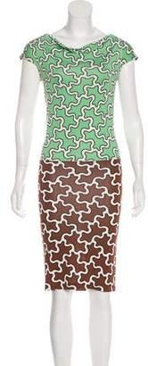 Diane von Furstenberg Casual Knee length Dress