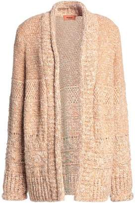 Missoni Marled Knitted Wool-Blend Cardigan