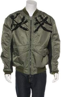 3.1 Phillip Lim Bungee Bomber Jacket