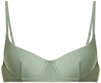 BOWER Charlotte balconette bikini top