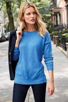 0e70f1c89e at Next · Next Womens Rainbow Stripe Cashmere Sweater