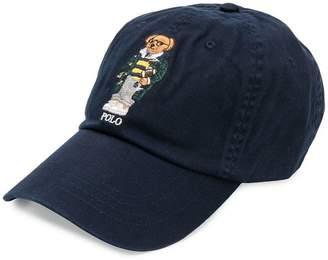 Polo Ralph Lauren student bear cap