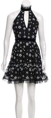 Alexis Halter Mini Dress