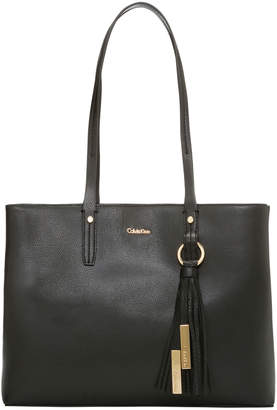 Calvin Klein Maggie Double Handle Tote Bag H8AAR7ZJ_BGD