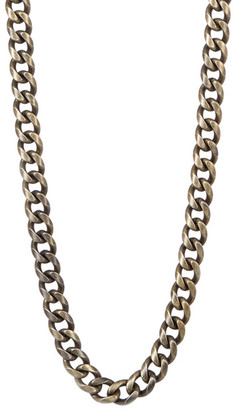 Marz The 10mm Link Chain Necklace $80 thestylecure.com