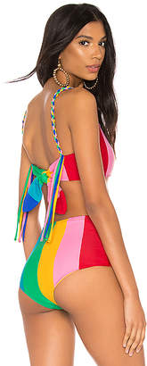 Paper London Sunshine Bikini Top