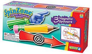 Educational Insights SpinZone Magnetic Whiteboard Spinners by Educat