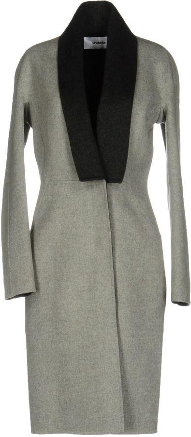 ChalayanCHALAYAN Coats