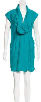 BCBGMAXAZRIA Runway Sleeveless Mini Dress