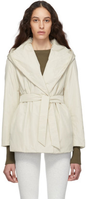 Max Mara Off-White Cantore Jacket