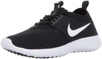 Nike Women's Juvenate Sneaker, Black/White/Black/White, 7.5 B US