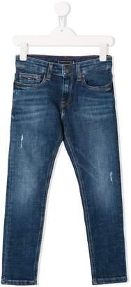 73809556 Tommy Hilfiger Blue Boys' Jeans - ShopStyle