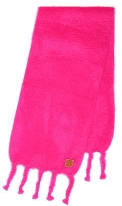 Loewe Mohair and wool scarf
