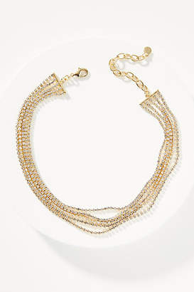 Anthropologie Diana Layered Necklace