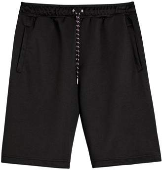 Burberry Cotton Blend Drawcord Shorts