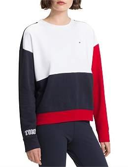 Tommy Hilfiger Athleisure Injection Sweatshirt