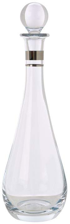 Elegance Tall Decanter with Stopper