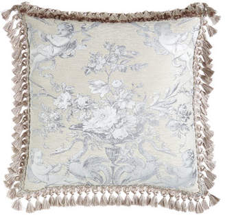 "Sweet Dreams Gabriella Reversible Pillow, 20""Sq."