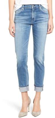 Citizens of Humanity Jazmin Crop Straight Leg Jeans