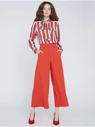Alice + Olivia DONALD HIGH WAISTED GAUCHO PANT