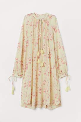 H&M Kaftan Dress - Yellow