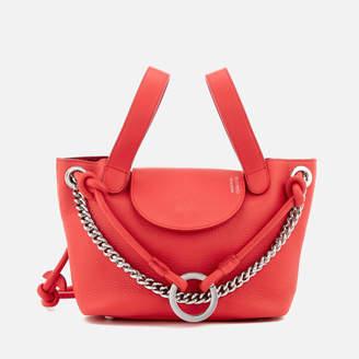 Meli-Melo Women's Linked Thela Mini Tote Bag - Mars Red