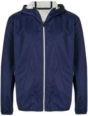 Z Zegna reversible windbreaker jacket