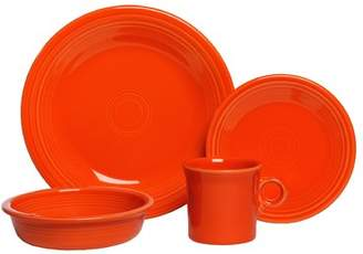 Fiesta 4 Piece Place Setting Set, Service for 1