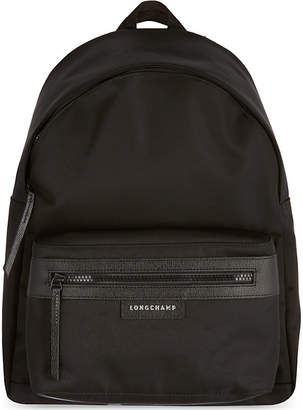 At Selfridges Longchamp Le Pliage Neoprene Backpack