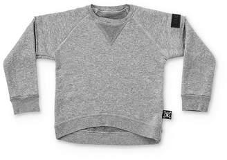 Nununu Boys' Layered-Look Sweatshirt - Little Kid