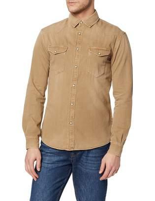 Celio Men's Nasun Dress Shirt