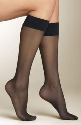 Spanx R) Sheer Knee Highs