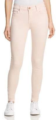 True Religion Jennie Curvy Skinny Jeans in Washed Peony