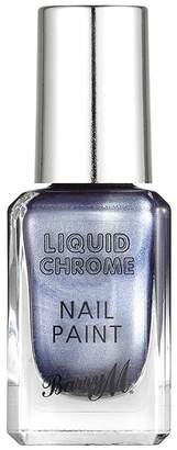 Barry M Cosmetics Liquid Chrome Nail Paint