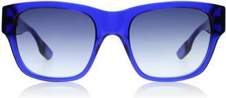 McQ AM0028S Sunglasses Blue AM0028S 54mm