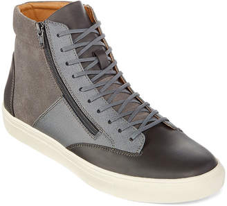 COLLECTION Collection by Michael Strahan Eli Mens Hi-Top Sneakers