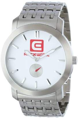 Rockwell The Cartel Men's Quality Watches - Silver/White / One Size
