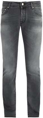 Jacob Cohen Slim-fit mid-rise jeans