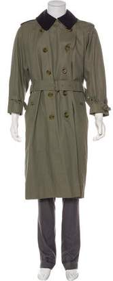Burberry Vintage Layered Trench Coat