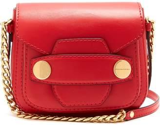 Stella McCartney Stella Popper small faux-leather cross-body bag