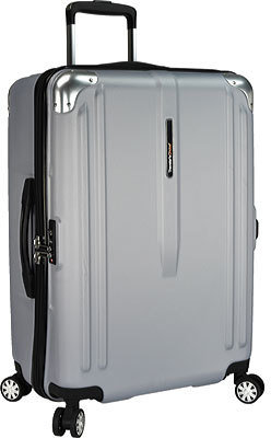 "Traveler's Choice London 26"" Spinner Luggage"