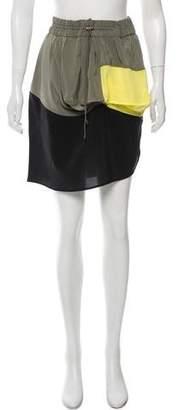 Alexander Wang Silk Knee-Length Skirt