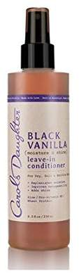 Carol's Daughter Black Vanilla Leave-In Conditioner, 8 fl oz (Packaging May Vary)