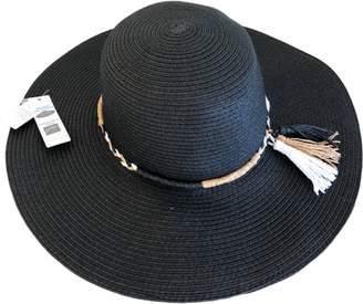d3a7e9cf50673 at Walmart.com · Time and Tru Women s Straw Tassel Floppy Hat