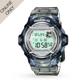 Baby-G Ladies Alarm Chronograph Watch