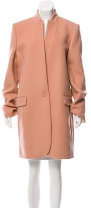 Stella McCartney Bryce Wool Coat w/ Tags