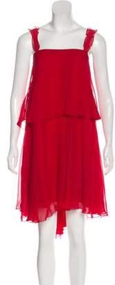 Prabal Gurung Silk Midi Dress